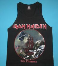 Iron Maiden - The Clansman Tank Top Vest Mens Sleeveless T-shirt