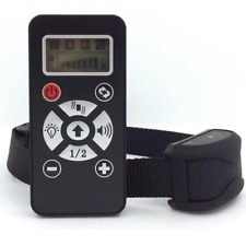 Rechargeable Stop Barking Training Dog Collar   Vibration Sound Remote Anti Bark