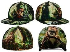 Star Wars Return of the Jedi All Over Battle Cap New Era 59FIFTY Limited Hat