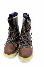 Mens Vintage Work Hunting Duck Boots Canada Elk Boot 9 or 10