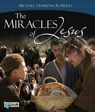 Discovery Channel: The Miracles of Jesus by Michael Symmons Roberts (2005, Hardc