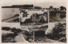 Cheshire Greetings from Norley Multi-View Old Photo Print - Size Selectable