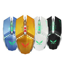 Gaming Mouse 3200 DPI Professional LED Optical USB Wired Macro Mice for Mac
