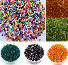 1000Pcs Top Quality Czech Glass Round Loose Spacer Beads 2mm For Jewelry Making
