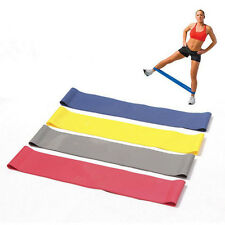 Resistance Bands Exercise Loop Crossfit Strength Weight Fitness Training