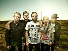 A Day to Remember Metalcore Rock Music Wall Print POSTER UK