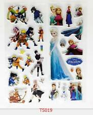 Funny stickers PVC Stickers 3D Scrapbook Kids Party Favors Crafts lot stickers