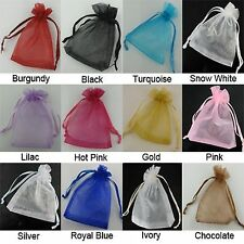 HOT Organza Xmas Gift Bags Wedding Christmas Party Favor Packaging Pouches gift