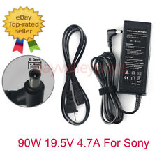 90W AC Adapter Charger Power Supply Cord For Sony VAIO VGP-AC19V37 VGP-AC19V191
