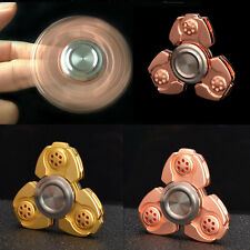 Decompression Fingertips Gyro Toys Screw Adult Copper Alloy 1 pcs Triangular