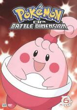 POKEMON: DIAMOND AND PEARL BATTLE DIMENSION, VOL. 6 USED - VERY GOOD DVD