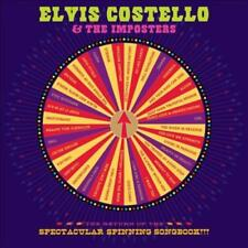ELVIS COSTELLO/ELVIS COSTELLO & THE IMPOSTERS - THE RETURN OF THE SPECTACULAR SP