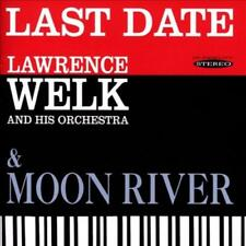 LAWRENCE WELK & HIS ORCHESTRA/LAWRENCE WELK - LAST DATE/MOON RIVER USED - VERY G