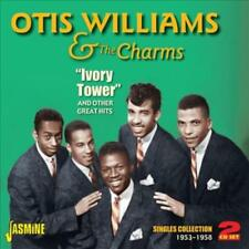 OTIS WILLIAMS (CHARMS)/OTIS WILLIAMS & THE CHARMS (CHARMS) - IVORY TOWER & OTHER