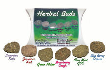 Herbal Buds - 6 Blends To Pick From - Natural Legal Smoke - No Nicotine/Tobacco