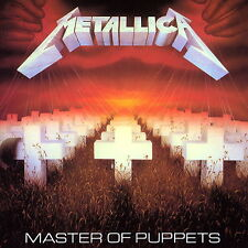 Metallica Master Of Puppets Iconic Album Cover Poster A1A2A3A4 Sizes
