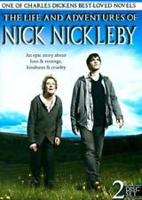 THE LIFE AND ADVENTURES OF NICHOLAS NICKLEBY USED - VERY GOOD DVD
