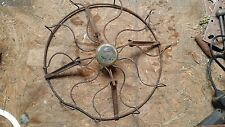 """Antique Westinghouse Oscillating 12"""" Fan cage only"""