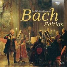 CARL PHILIPP EMANUEL BACH EDITION USED - VERY GOOD CD