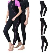 1.5mm Neoprene Stretch Scuba Diving Surfing Pants Water Sports Long Trousers