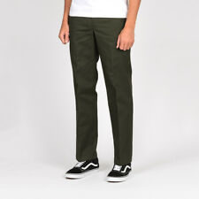 Dickies 873 Slim Straight Work Pants Olive Green