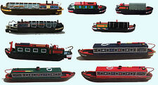 Canal barge ware model narrow boats from £5.99