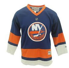 NHL New York Islanders Kids Youth Size Reebok official Jersey New With Tags