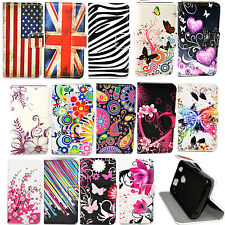 Fold Stand Wallet Leather Megnet Cover Case For Samsung G360 G355H Moto G3 Sony