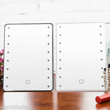 Ovonni Adjustable Touch Screen 16 LEDs Lighted Make-up Cosmetic Vanity Mirror AU