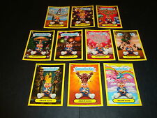 Garbage Pail Kids Flashback Series 3 ADAM Mania Yellow You Pick GPK #1-10