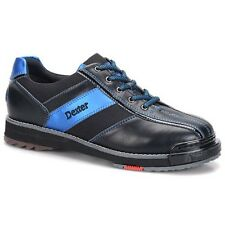 NEW! Dexter SST 8 Pro Black and Blue Men's Performance Bowling Shoes! RH or LH!