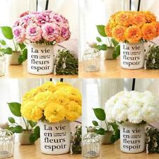 Wedding Bouquet Craft Decorations Home Artificial Fake Flowers - Daisy