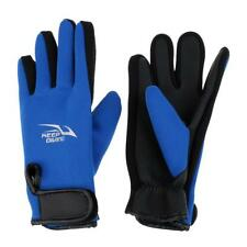 2pcs M/L/XL Blue/Rose 2mm Neoprene Scuba Diving Gloves Snorkeling Swimming