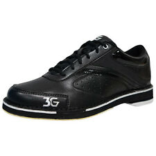 NEW! 3G Classic Pro Mens  Black Right Handed Bowling Shoes