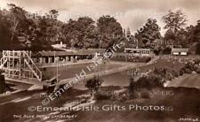 Surrey Camberley The Blue Pool old b/w photo print  - Size Selectable - England