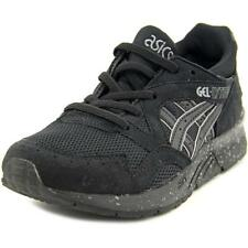 Asics Gel-Lyte V GS Youth  Round Toe Synthetic Black Sneakers NWOB