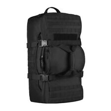 60L Camo Backpack Outdoor Camping Hiking Mountaineering Travel Rucksack Bag
