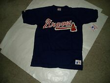 Atlanta Braves NL East buttondown or pullover jersey licensed MLB jersey