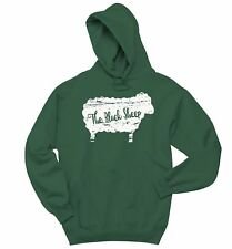 The Black Sheep Funny Sweatshirt Odd One Out Hoodie