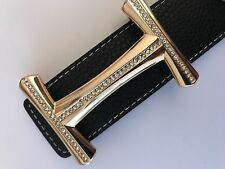 NEW LUXURY MENS DESIGNER BELT,H BUCKLE,LEATHER H BELTS,FASHION DESIGNER H belt.h