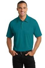 Port Authority Mens Casual Dimension Polo Shirt Polyester Wicking Polo K571