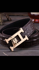 TOP SELL NEW EXCLUSIVE  MENS DESIGNER BELT  LUXURY FASHION LEATHER BELTS FOR MEN