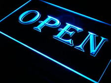 i019-b OPEN Shop cafe Bar Pub Business Neon Light Sign