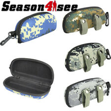 Hot Tactical Zipper Sunglasses Box Case Shell Hard Eye Glasses Protective Pouch