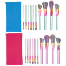 10pcs Makeup Cosmetic Brushes Set Powder Foundation Eyeshadow Lip Brush Tool