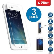 3x Clear Tempered Glass Screen Protector Film Screen For Apple iPhone SE 5 5S 5C