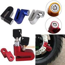 Alloy Motorcycle Cycling Bicycle Security Rotor Disc Brake Wheel Safe Lock  #ORP
