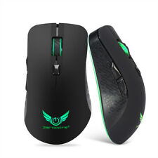 2.4Ghz Wireless Optical PRO Gaming Game Mouse Mice For PC Laptop+USB Receiver
