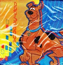 Scooby Doo Party Supplies,CLEARANCE Napkins, Cups, Invites,Loot bags,Balloons