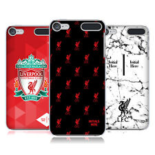PERSONALISED LIVERPOOL FOOTBALL CLUB 2017/18 LOGO CASE FOR APPLE iPOD TOUCH MP3